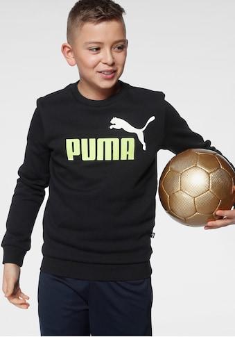 PUMA Sweatshirt »ESSENTIAL 2 COLOR CREW SWEAT BOYS« kaufen