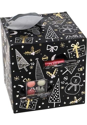 "ZMILE COSMETICS Adventskalender ""Cube black"" (24 - tlg.) kaufen"