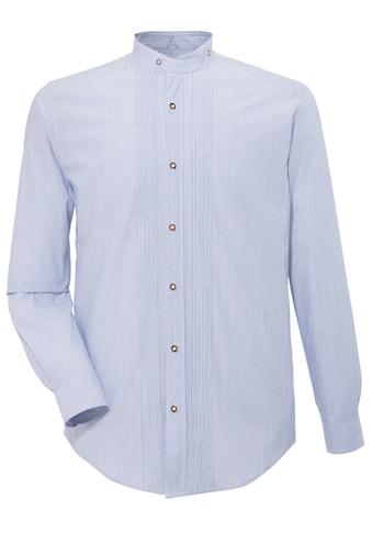 Country Line Trachtenhemd, mit Biesen entlang der Knopfleiste kaufen