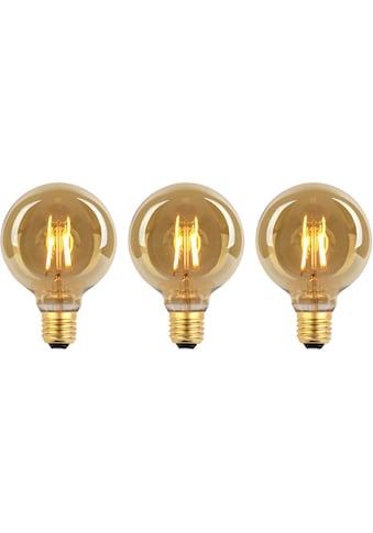 näve LED-Leuchtmittel »LED Leuchtmittel E27/4W 3er-Set«, E27, 3 St., Warmweiß, Set -... kaufen