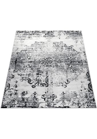 Paco Home Teppich »Tara 210«, rechteckig, 13 mm Höhe, Kurzflor, Vintage Design,... kaufen