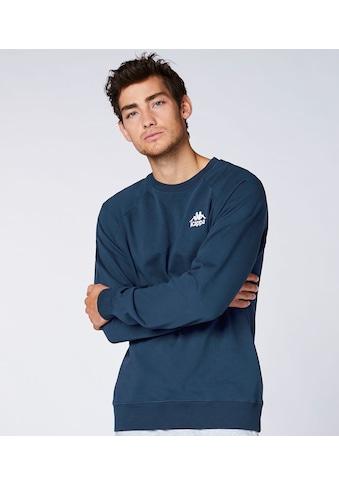 Kappa Sweatshirt »AUTHENTIC TAULE«, mit angesagtem Rundhalsausschnitt<br /> kaufen