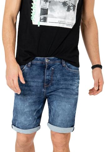 Urban Surface Jeansbermudas, in Sweat Denim kaufen