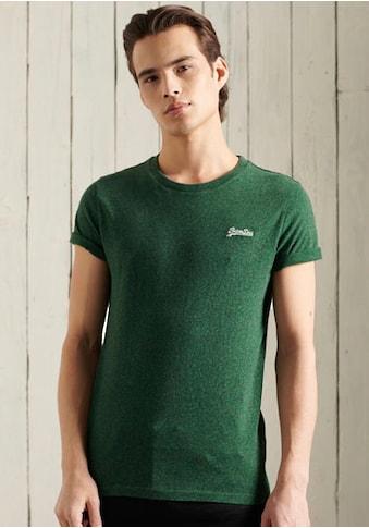 Superdry Rundhalsshirt »OL VINTAGE EMB TEE« kaufen