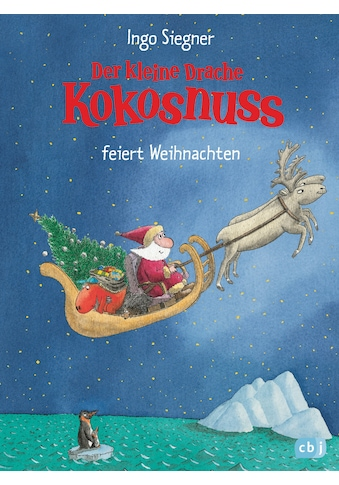 Buch »Der kleine Drache Kokosnuss feiert Weihnachten / Ingo Siegner, Ingo Siegner« kaufen