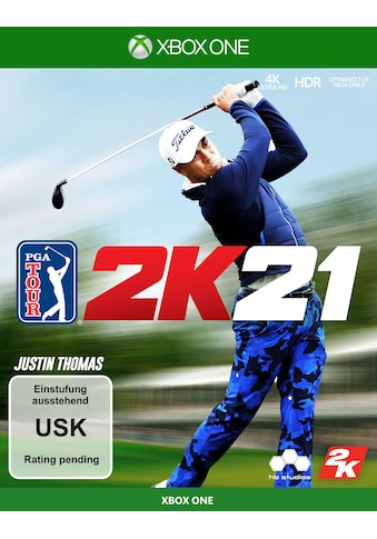 2K Spiel »PGA TOUR 2K21«, Xbox One kaufen