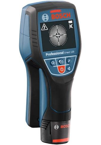 Bosch Professional Metalldetektor »D-tect 120« kaufen