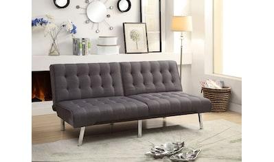 ATLANTIC home collection Sofa, mit verstellbarer Rückenlehne kaufen