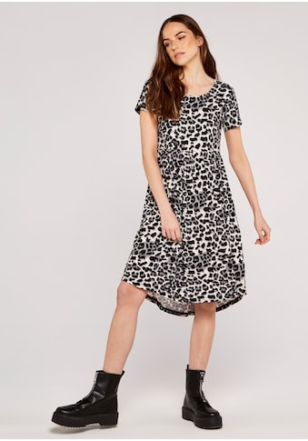 Apricot Druckkleid »Animal Print High Low Jersey Dress«, mit animal-print kaufen