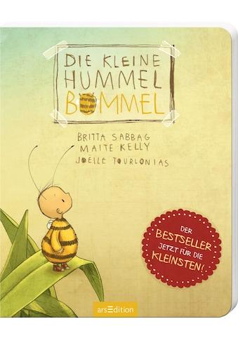 Buch »Die kleine Hummel Bommel - Pappe-Ausgabe / Britta Sabbag, Maite Kelly, Joëlle... kaufen