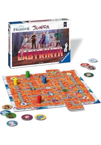 Ravensburger Spiel »Disney Frozen II, Junior Labyrinth«, Made in Europe, FSC® - schützt Wald - weltweit kaufen