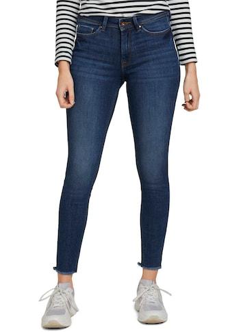 TOM TAILOR Denim Skinny-fit-Jeans, mit Push-Up Effekt kaufen