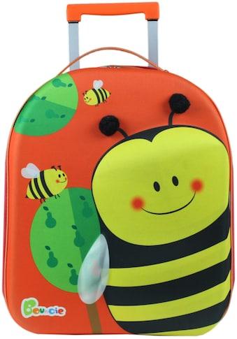 CHIC2000 Kinderkoffer »Boucie, Bienchen«, 2 Rollen, Weichgepäck-Trolley kaufen