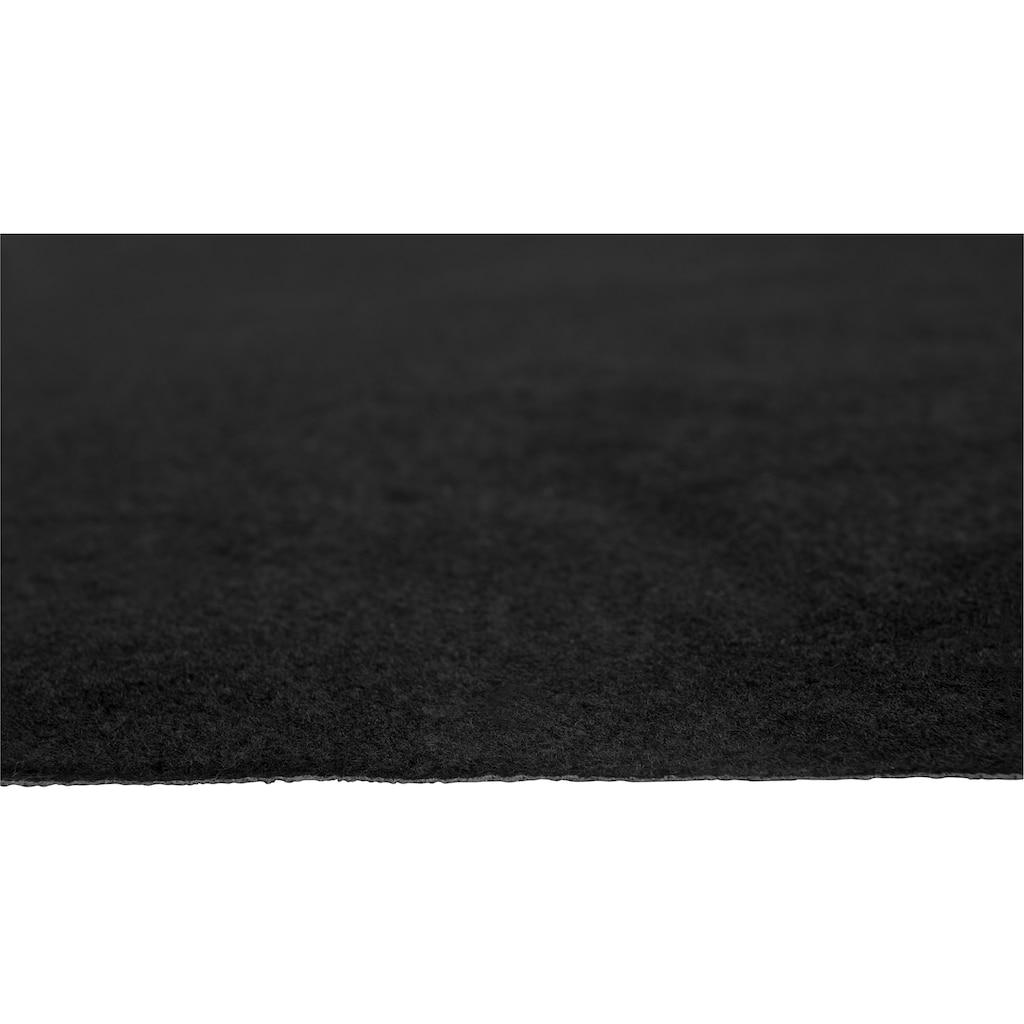 Andiamo Auto-Fußmatte »Mustang«, Kombi/PKW, (1 St.), aus Nadelfilz, zuschneidbar, (B x L) 200 cm x 80 cm