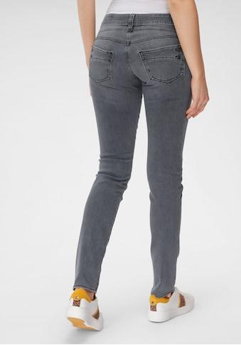 Herrlicher Slim-fit-Jeans »PIPER SLIM DENIM BLACK CASHMERE TOUCH«, mit Figur... kaufen