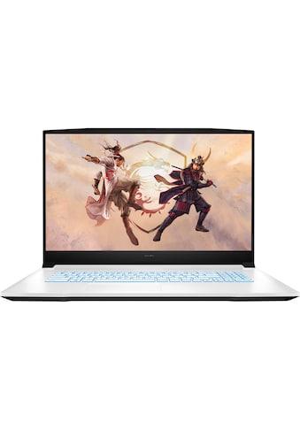 "MSI Notebook »Sword 17 A11UC-240«, (43,9 cm/17,3 "" Intel Core i7 GeForce RTX™ 3050\r\n... kaufen"