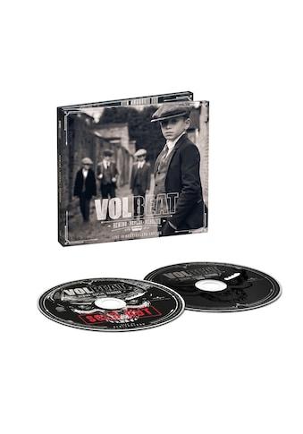 Musik-CD »Rewind,Replay,Rebound:Live In Deutschland/Best Of / Volbeat« kaufen