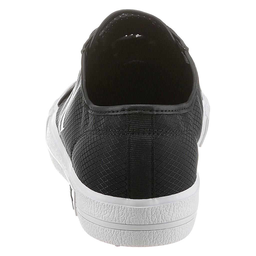 Calvin Klein Sneaker »SARAH«, mit leicht transparentem Schaft