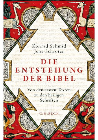 Buch »Die Entstehung der Bibel / Konrad Schmid, Jens Schröter« kaufen