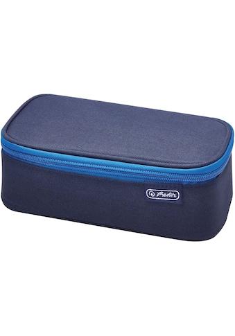 Herlitz Federtasche »Faulenzer beatBox, Blue« kaufen