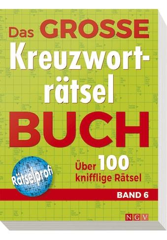 Buch Das große Kreuzworträtsel - Buch Band 6 / DIVERSE kaufen