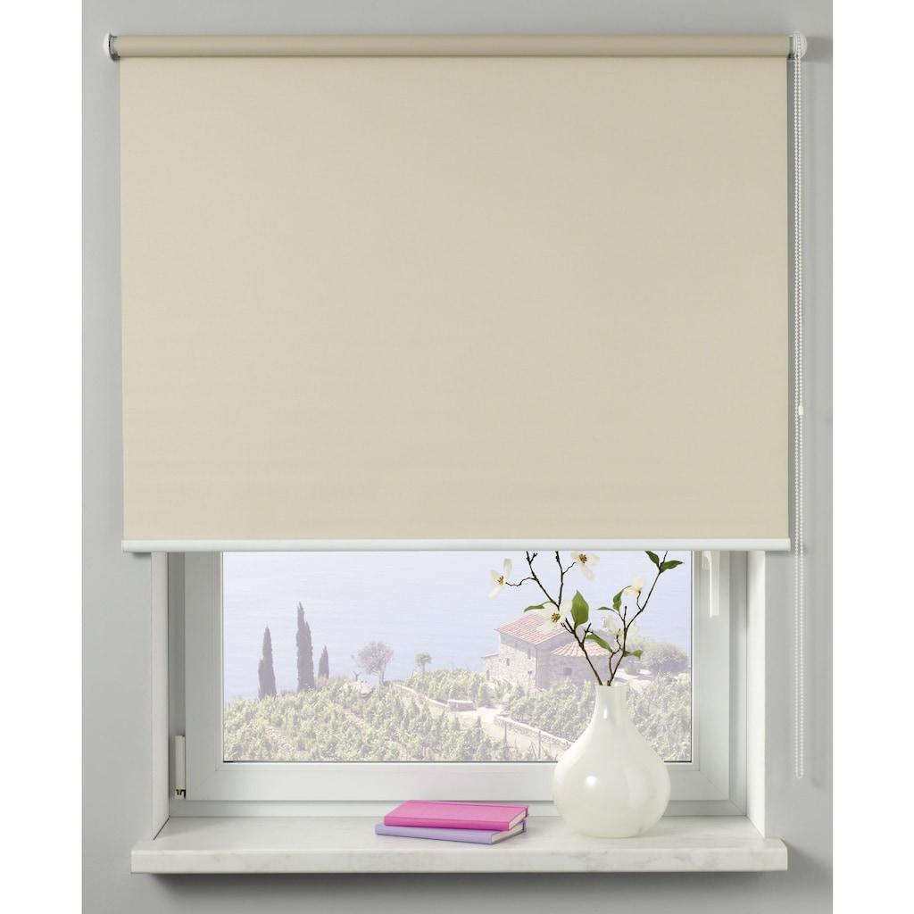GARDINIA Seitenzugrollo »Seitenzugrollo Abdunklung«, verdunkelnd, 1 Stück, im Fixmaß