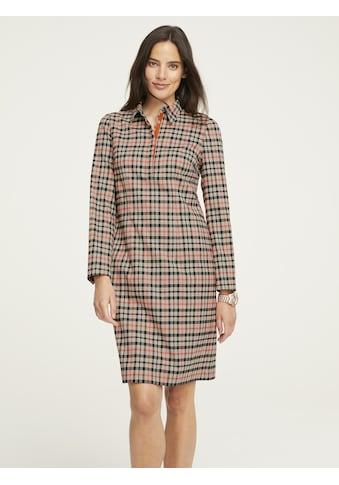 Kleid mit Karomuster kaufen