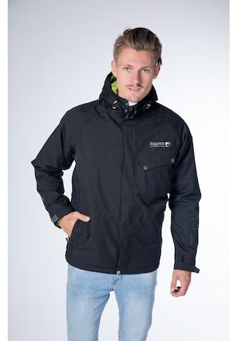 DEPROC Active Winterjacke »ALASKA MEN«, in edler Jacquardoptik kaufen