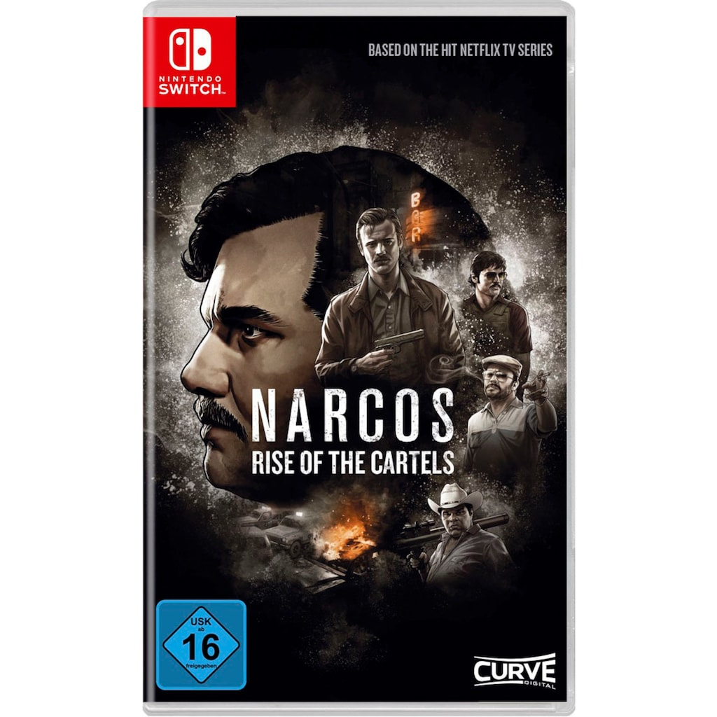 Spiel »Narcos Rise of the Cartels«, Nintendo Switch
