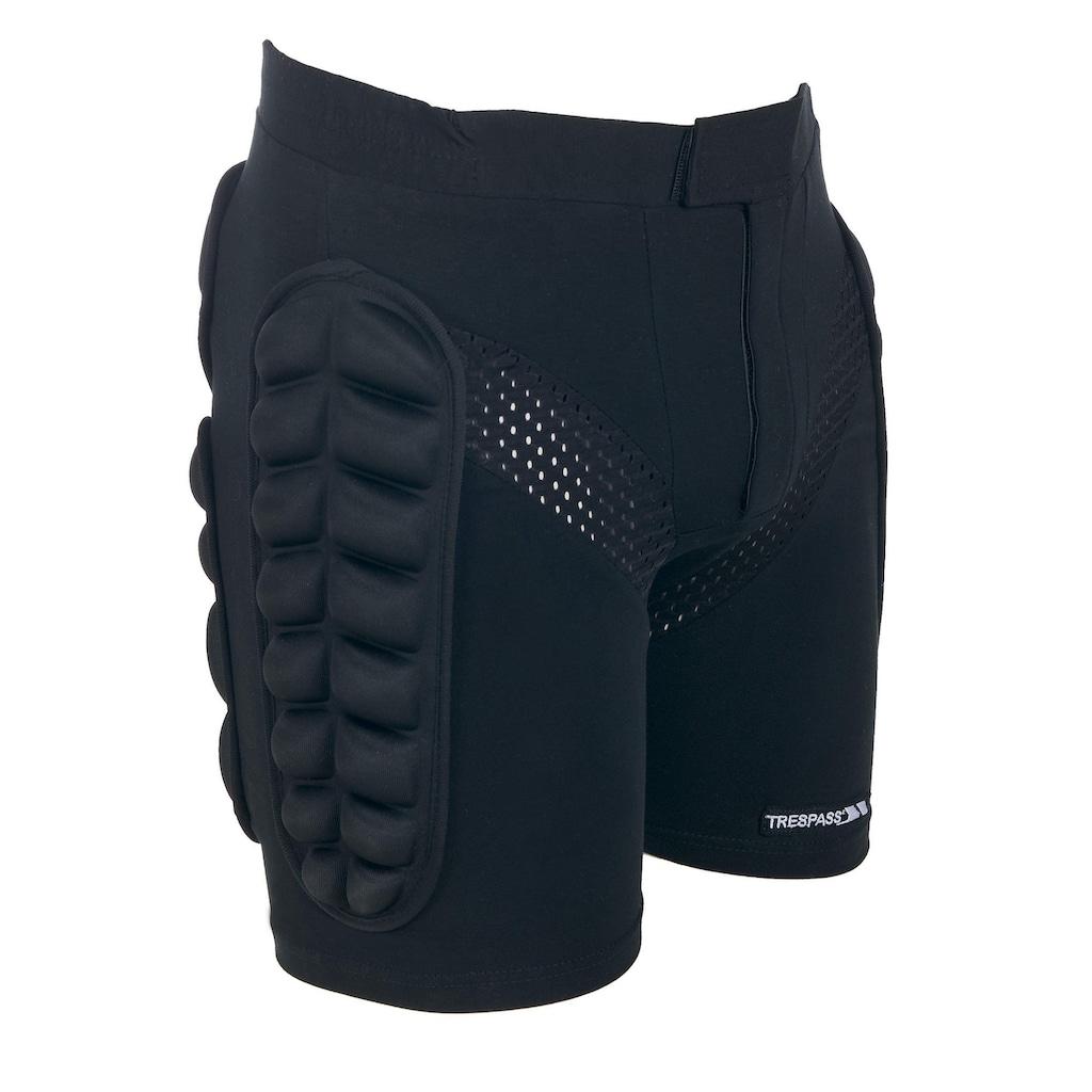 Trespass Shorts »Impact Herren mit Polsterung«