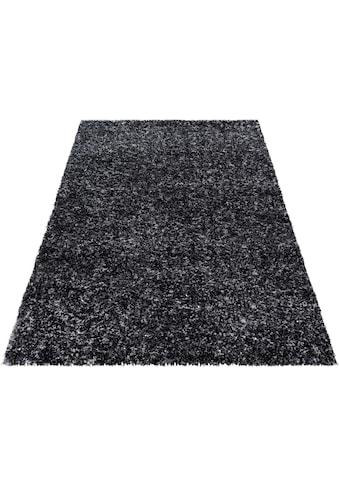 Ayyildiz Hochflor-Teppich »Enjoy Shaggy«, rechteckig, 50 mm Höhe, Wohnzimmer kaufen