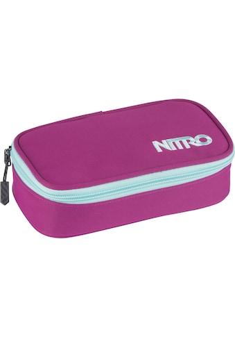 """NITRO Federtasche """"Pencil Case XL, Grateful Pink"""" kaufen"""