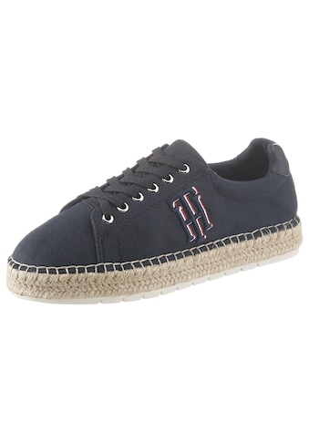 TOMMY HILFIGER Espadrille »NAUTICAL TH LACE UP ESPADRILLE« kaufen