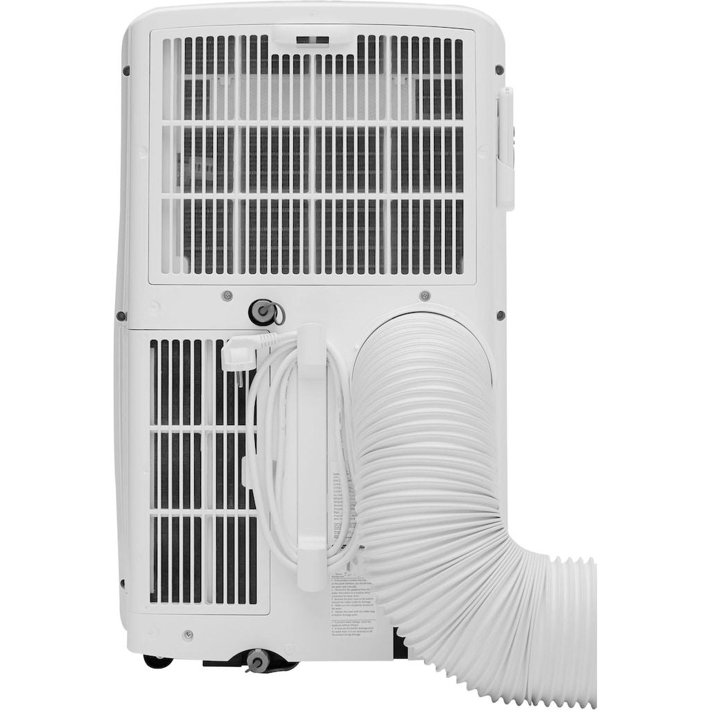 BAUKNECHT Klimagerät »PACW29HP BK«, Kühlen und Heizen