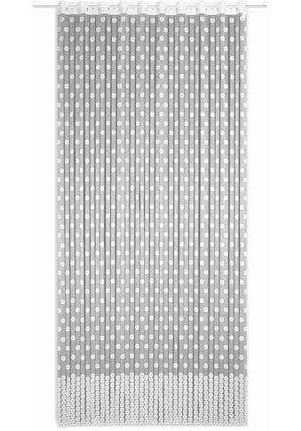 WILLKOMMEN ZUHAUSE by ALBANI GROUP Fadenvorhang »Halle«, HxB: 245x135, Fadenstore kaufen