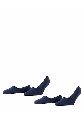 Burlington Füßlinge »Everyday 2-Pack«, (2 Paar), mit Anti-Slip-System kaufen