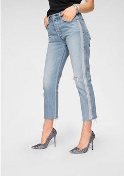 Levi s® 7 8 - Jeans »501 Crop Diamond« kaufen 0fc9591ba8