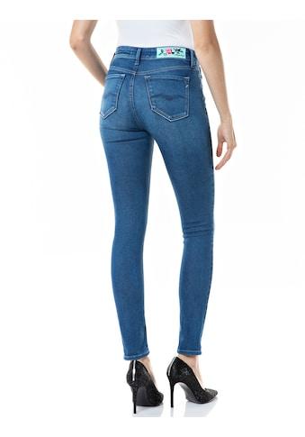 Replay Skinny-fit-Jeans, hochwertige Denim-Qualität mit Elasthan kaufen