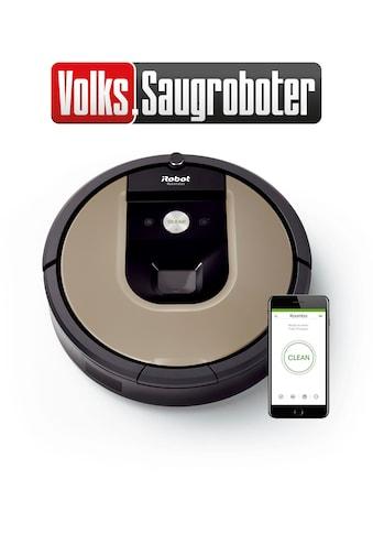 iRobot Saugroboter Roomba 966 kaufen