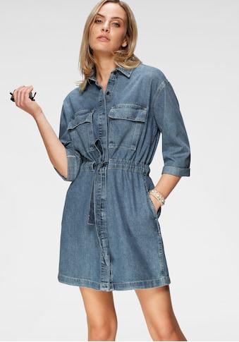 Levi's® Jeanskleid »Ainsley Utility Denim«, mit Bindegurt zum taillieren kaufen