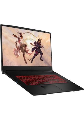 MSI Gaming-Notebook »GF76 11UD-082«, (1000 GB SSD) kaufen