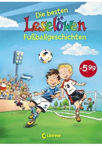 Buch Leselöwen  -  Das Original  -  Die besten Leselöwen - Fußballgeschichten / DIVERSE kaufen
