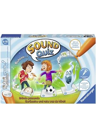 """Ravensburger Spiel, """"tiptoi® CREATE, Sound - Quiz"""" kaufen"""