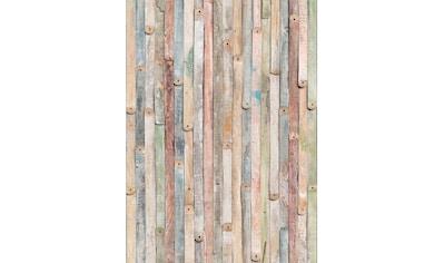 Komar Fototapete »Vintage Wood«, bedruckt-Wald-Meer, ausgezeichnet lichtbeständig kaufen