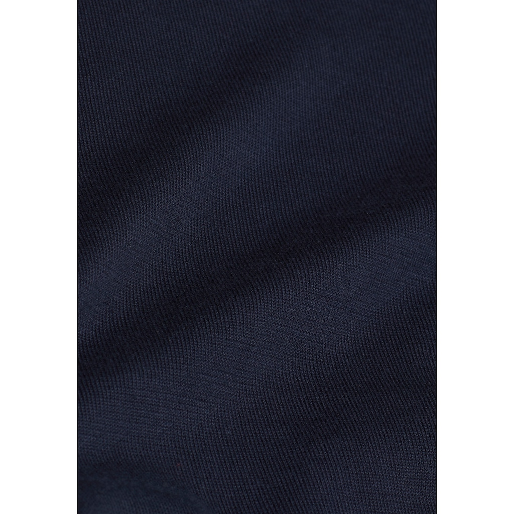 Esprit Strickpullover, in Passform gestrickte Schnittteile