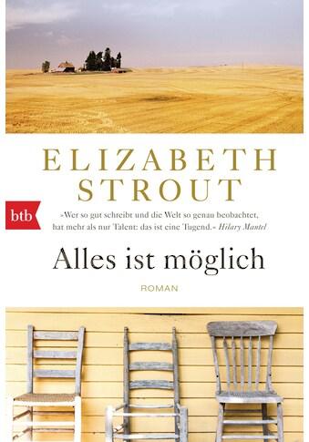 Buch »Alles ist möglich / Elizabeth Strout, Sabine Roth« kaufen