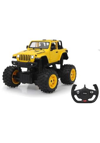 Jamara RC-Auto »BigWheel 1:14 - 2,4 GHz, gelb« kaufen