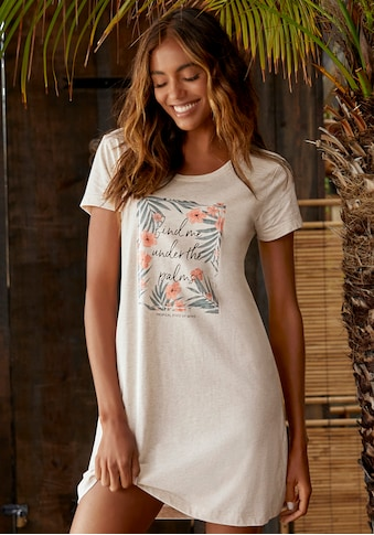 LASCANA Sleepshirt, zum Wohlfühlen kaufen
