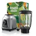 Arendo Edelstahl Power Standmixer, 1,75 l Fassungsvermögen, 1400 Watt »Power Mixer«