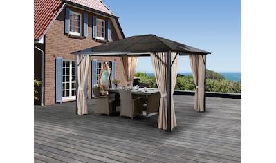 KONIFERA Pavillon »Aruba«, (Set), BxT: 300x300 cm kaufen